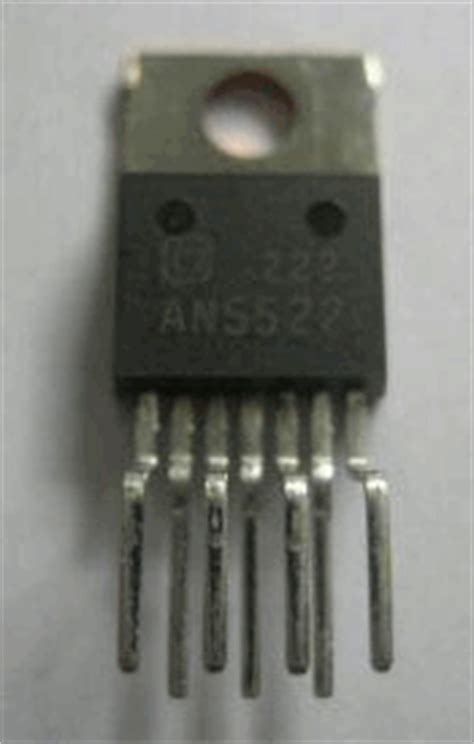 transistor doesn t launch an5522 datasheet pdf etc datasheetbank
