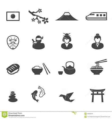 japan culture icons stock vector image  chopsticks