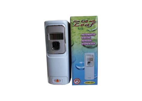 Jual Termometer Ruangan Bekasi jual pengharum ruangan otomatis digital lcd lfdw 522 harga murah bekasi oleh cv kayra impian