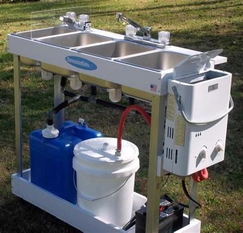 Awesome Kitchen Sinks best 25 portable sink ideas on pinterest