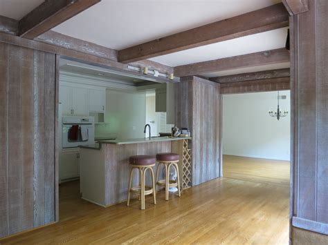 how to update wood paneling how to update wood paneling wb designs
