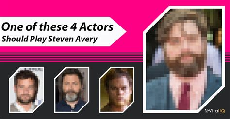 steven avery iq steven avery should be played by one of these 4 actors