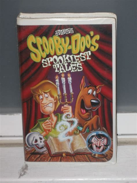 Spookiest Stories scooby doo s spookiest tales scooby doo