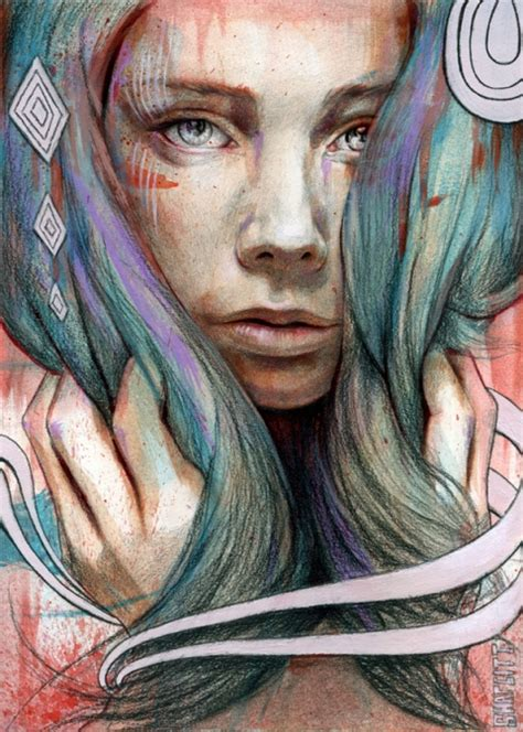 the of acrylic painting expressive painting techniques for beginners books michael shapcott s colorful portraits feather of me