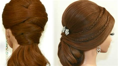Wedding Hairstyles For Hair On Dailymotion by Bridal Hair Styel Dailymotion Haircuts For A