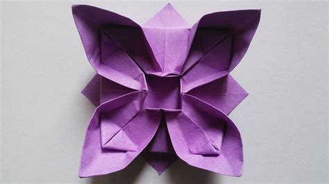 Amazing Origami Flowers - origami paper work lotus flower designs amazing