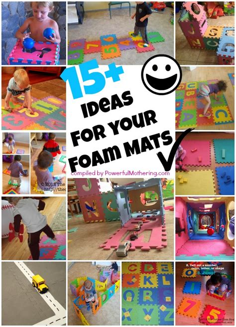 to om from your mat to your books 15 plus ideas for your puzzle abc or number foam mat
