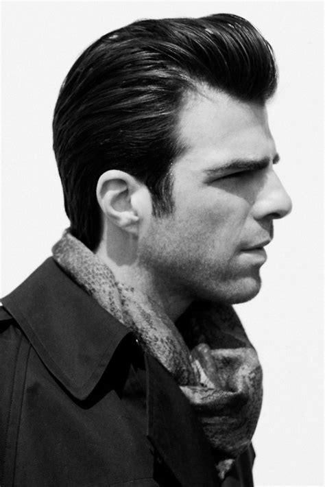 Infos rund um die Seitenscheitel Frisur für Männer
