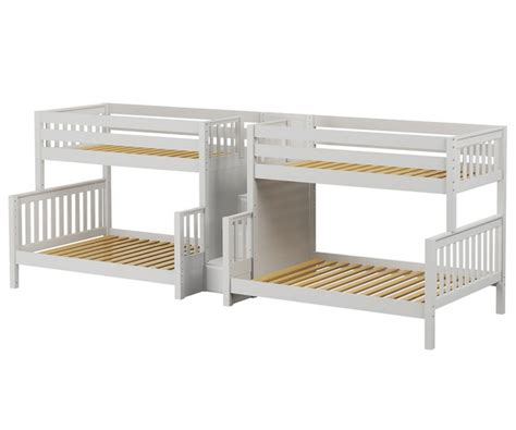 quadruple bunk bed wonderful quadruple bunk beds homesfeed