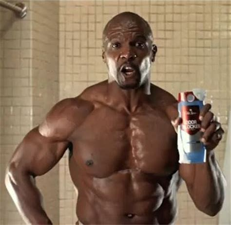 Terry Crews Old Spice Meme - bluecandy media 5 hygiene products every gq man should have