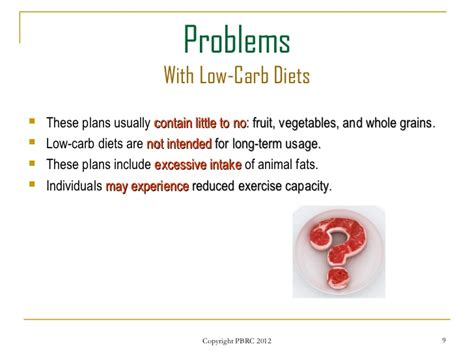 8 Fad Diets by The About Fad Diets Unit 8