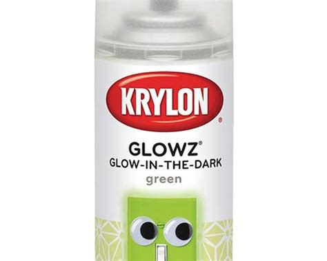 glow in the spray paint glowz green glow in the spray paint
