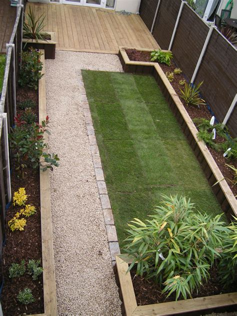 Backyard Landscaping Plans by Glasnevin Decking Project Gardenviews Ie