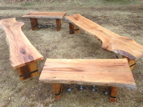 slab bench hand crafted slab benches by endless design custommade com