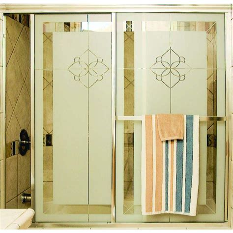 Contractors Wardrobe Shower Doors Contractors Wardrobe Model 1100 59 1 2 In X 67 3 4 In Framed Sliding Shower Door In Bright
