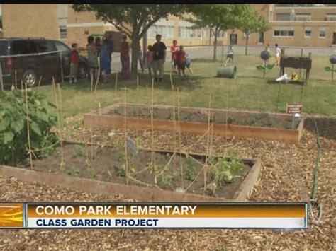 Garden Park Elementary by Como Park Elementary Garden Wkbw Buffalo Ny
