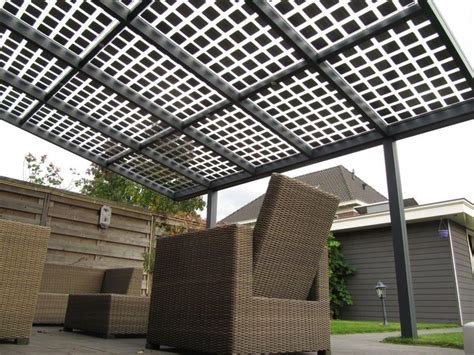 veranda zonnepanelen veranda met zonnepanelen cabana verandas