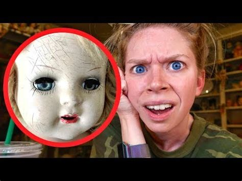 haunted doll robertina haunted doll update you guys won t believe this