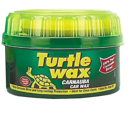 Shoo Turtle Wax turtle wax carnauba paste wax 14 oz turt 5