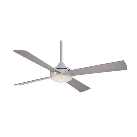 Modern Ceiling Fan With Light With White Glass F521 Abd White Modern Ceiling Fan