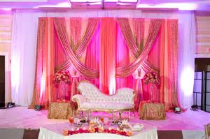 Ramya and Marco's Reception   Sarah Khan Event Styling