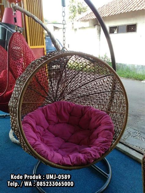 Kursi Gantung Rotan harga kursi ayunan rotan gantung sangat murah furniture jepara harga terjangkau call
