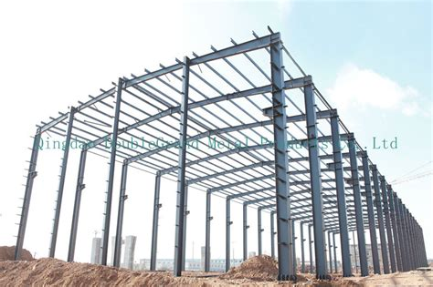 Design Frame Structure Building | design and construction steel frame structure pre