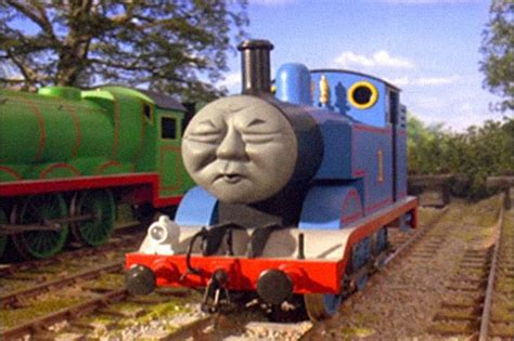 Thomas The Tank Engine Face Meme