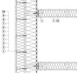 knauf details dwg cad detaily dřevostavby knauf insulation