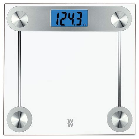 Digital Bathroom Scale Oxone Ox 488 weight watchers 24 tr clear glass scale conair target