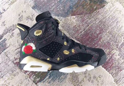 new year jordans release date air 6 cny new year release date sneaker