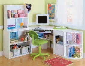 Child Corner Desk Desk With Storage Organization For Room Solutions Workcenter Desk A Study In