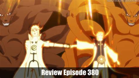 film naruto episode 380 review naruto shippuden episode 380 youtube