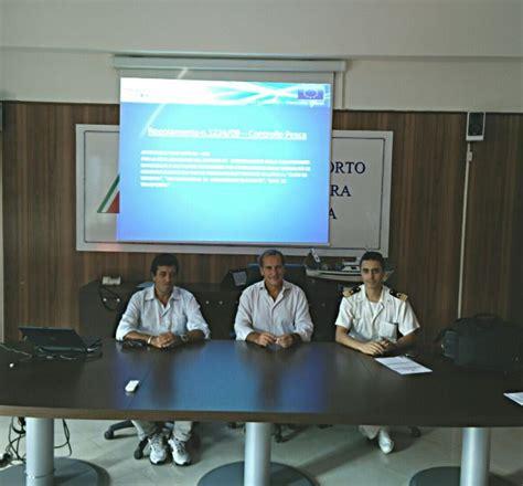 capitaneria di porto vibo marina vibo marina seminario in capitaneria sulla