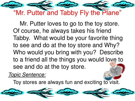 Mr Putter And Tabby Fly The Plane by Ppt Mr Putter And Tabby Fly The Plane Powerpoint