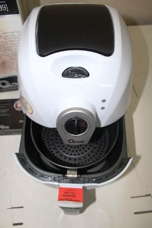 Oxone Fryer Ox 199 oxone ox 199 eco air fryer healthy cooker electric alat