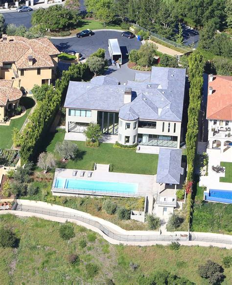 kim and kanye house renovations kim and kanye redid their bel air mansion to look like them huffpost