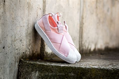 Adidas Slip On Baby Pink adidas superstar slipon w half pink half pink ftw white footshop