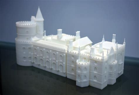 Shop Building Floor Plans london s strawberry hill house uses 3d printing for