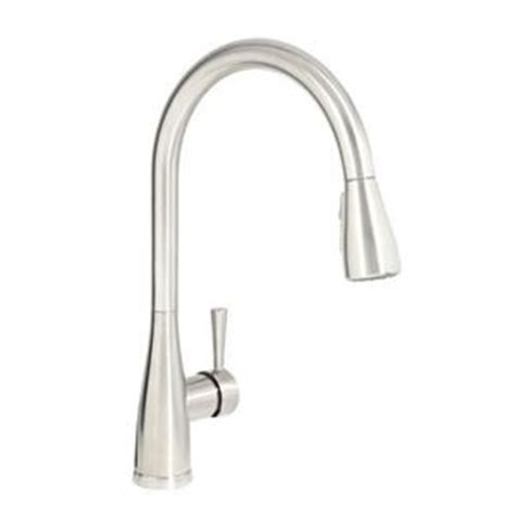 mirabelle kitchen faucets mirabelle mirxcca100ss calverton pull out spray kitchen