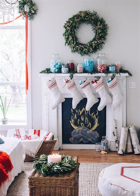 creative christmas decorating ideas  homes