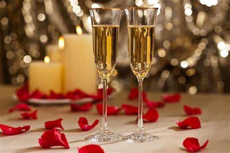 Decoracion de mesas para cenas romanticas en San Valentin