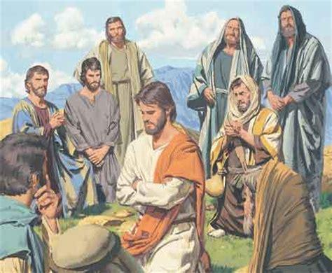 imagenes de jesus orando con sus discipulos relatos del nuevo testamento cap 237 tulo 20 jes 250 s ense 241 a