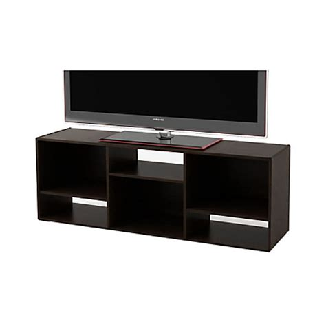 Modul Tv 14 21 W ameriwood tv stand for 60 tvs 21 14 h x 60 78 w x 15 58 d black forest by office depot officemax