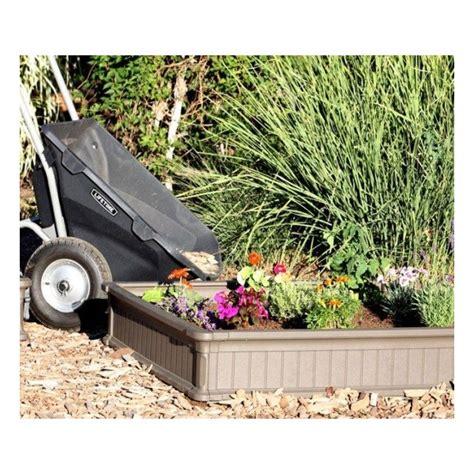 lifetime raised garden bed lifetime raised garden bed kit 2 beds 1 vinyl enclosure