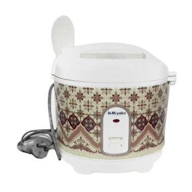Daftar Rice Cooker Miyako jual miyako psg 607 rice cooker harga kualitas