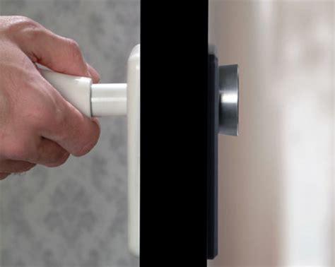 Retracting Door Knob retractable do not enter door handle ensures privacy