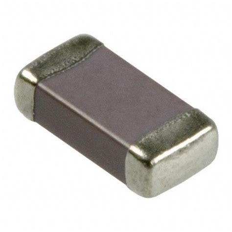 ceramic capacitor in series 12065c104mat2a avx corporation capacitors digikey