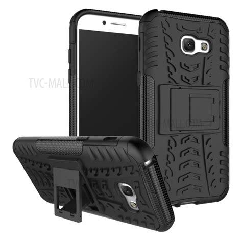 Tpu Anti List Chrome Samsung Galaxy A5 2017 anti slip pc tpu hybrid with kickstand for samsung galaxy a5 2017 black tvc mall