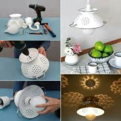 Lighting Diy Ideas Recycle Items Into Diy Budget Lighting Projects That